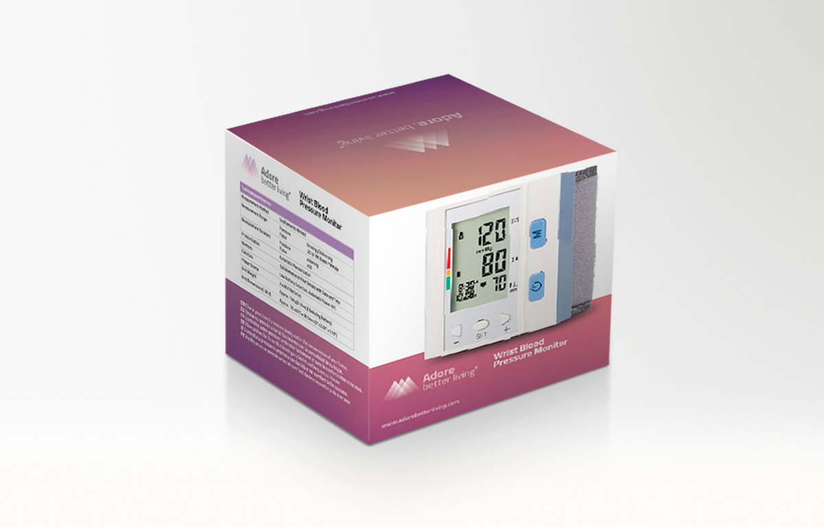 Blood Pressure Monitor - adore